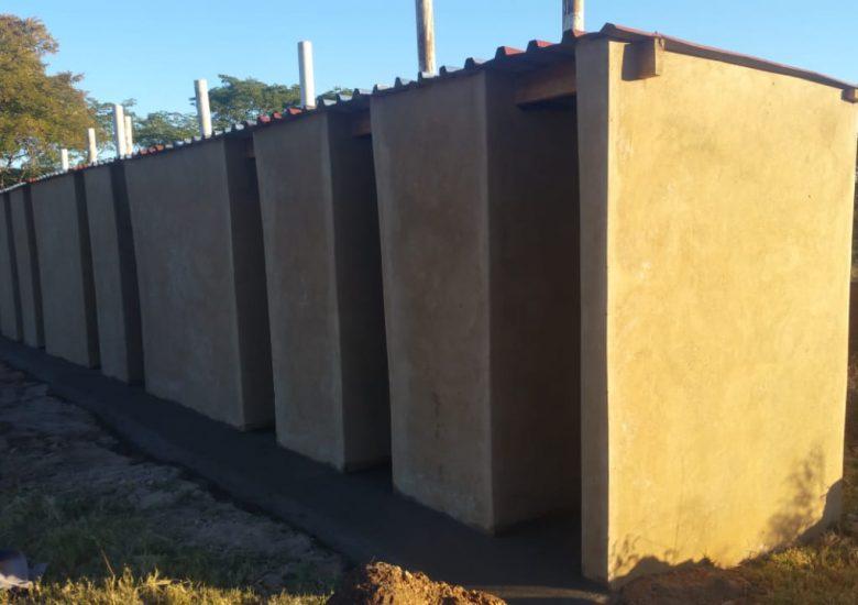 Semukeleni Primary School Toilets